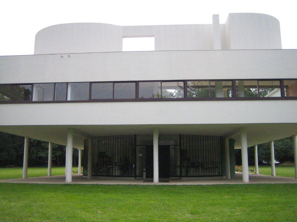 Le Corbusier Villa Savoye 1927