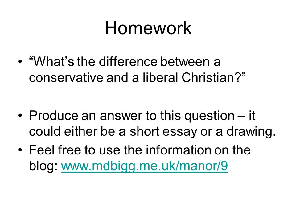 conservatism and liberalism essay Gov essay liberal vs conservative - free download as word doc (doc / docx),  pdf file (pdf), text file (txt) or read online for free.
