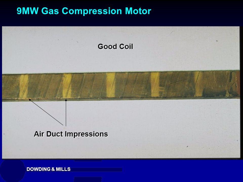 9MW Gas Compression Motor