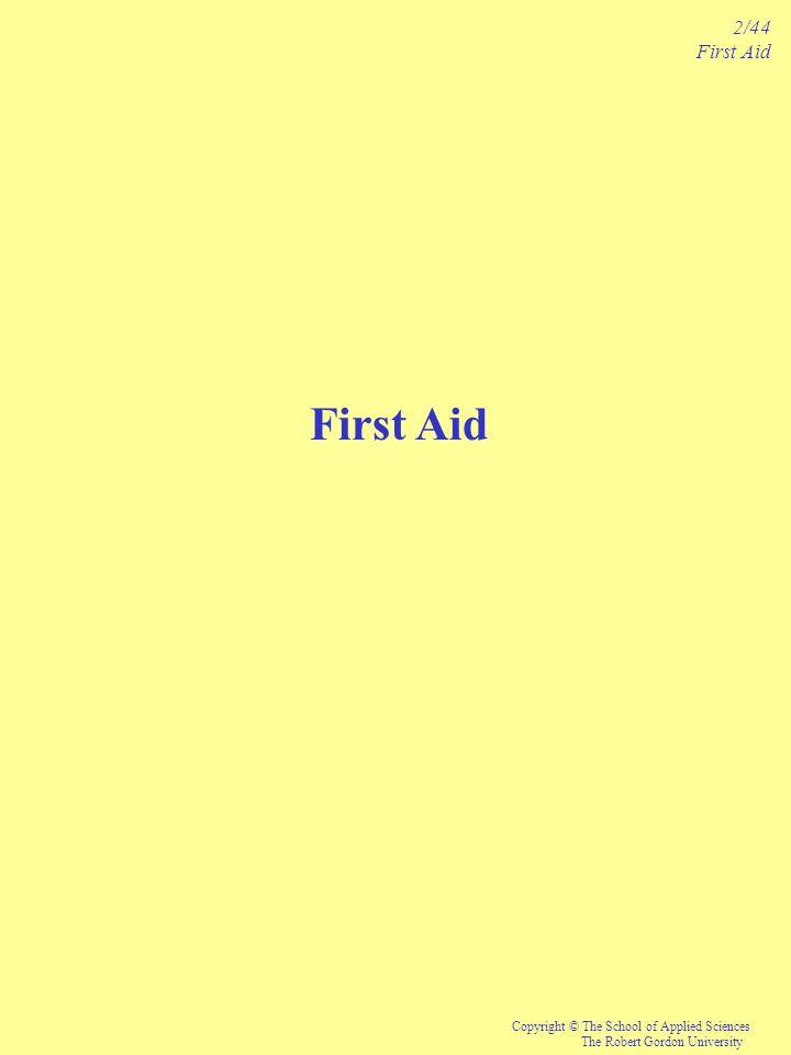 2/44 First Aid First Aid