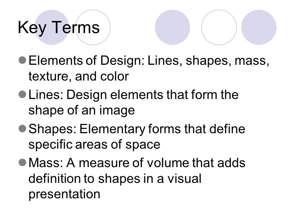 Elements Of Design Color Definition : Communications technology ppt video online download