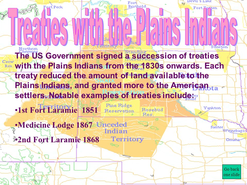 Treaties with the Plains Indians