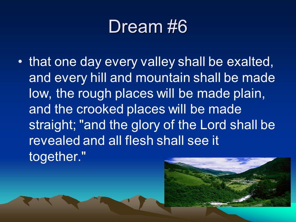 Dream #6