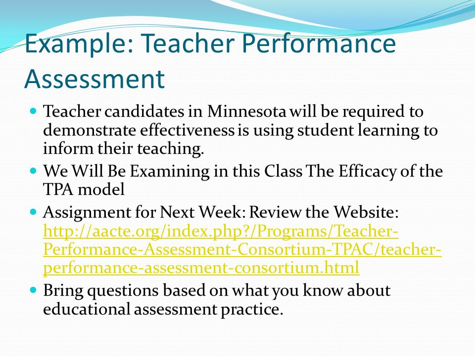 Performance-Based Assessment - Ppt Download