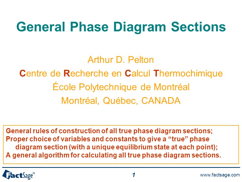 General phase diagram sections ppt download general phase diagram sections ccuart Gallery