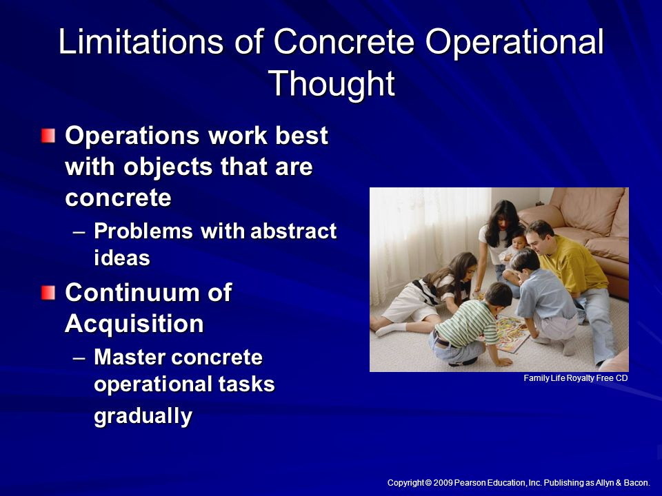 Limitations of operations research
