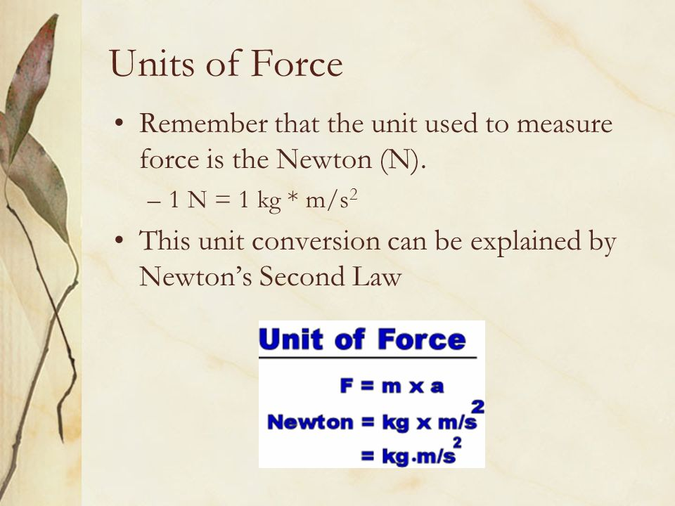 forces and the laws of motion newton s second and third laws ppt video online download. Black Bedroom Furniture Sets. Home Design Ideas