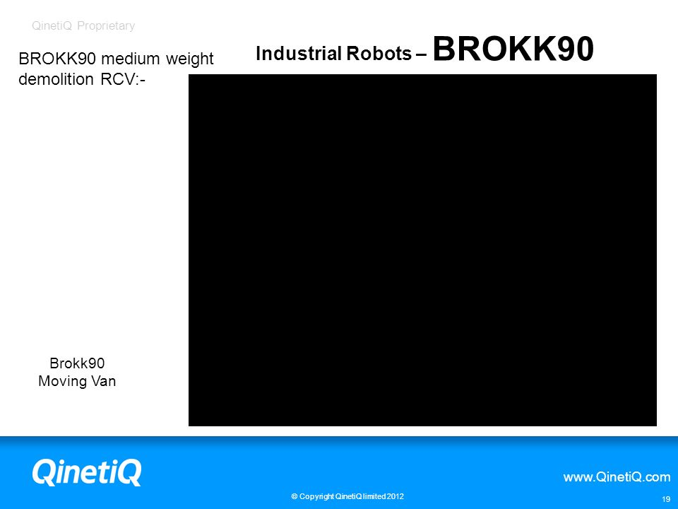 Industrial Robots – BROKK90