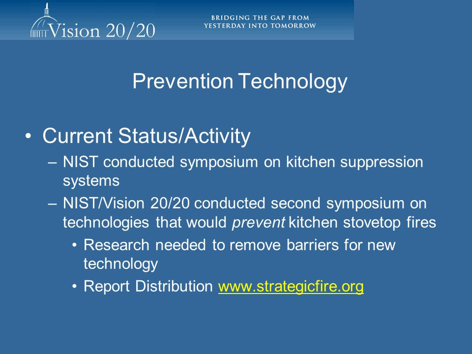 Prevention Technology