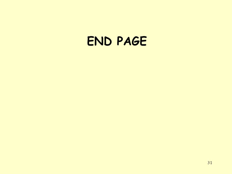 END PAGE