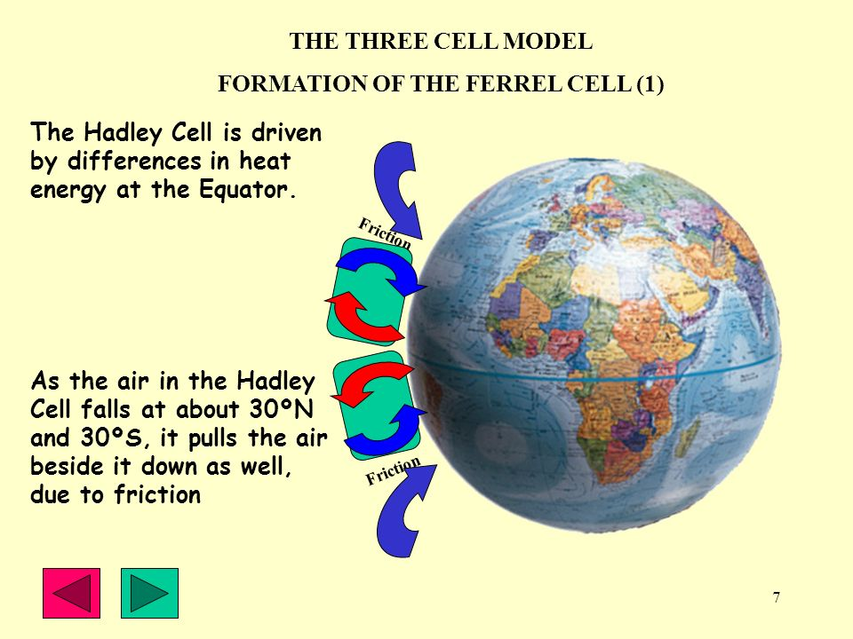 FORMATION OF THE FERREL CELL (1)