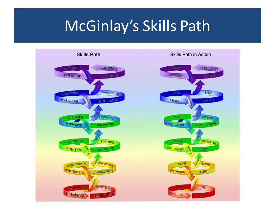 McGinlay's Skills Path
