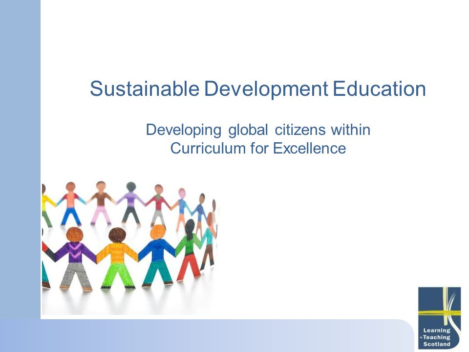 Sustainable Development Education
