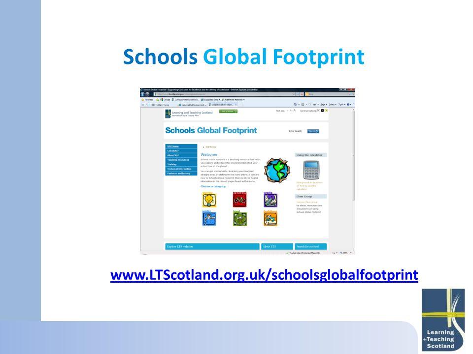 Schools Global Footprint