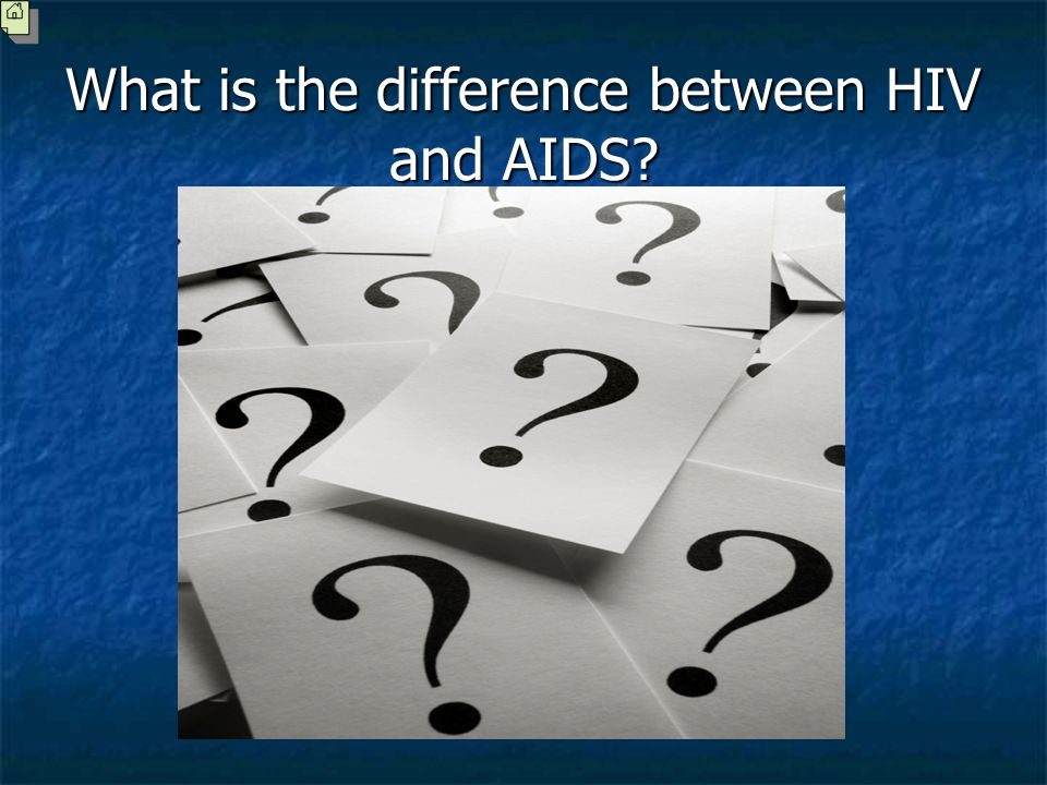 Difference Between AIDS and Herpes