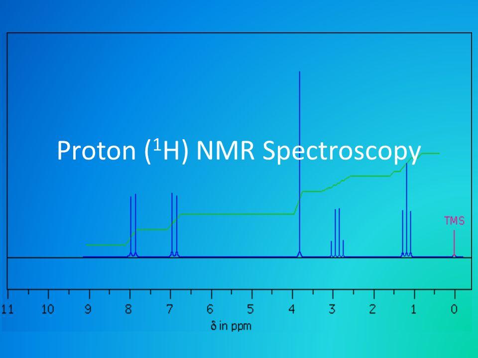 Proton (1H) NMR Spectroscopy