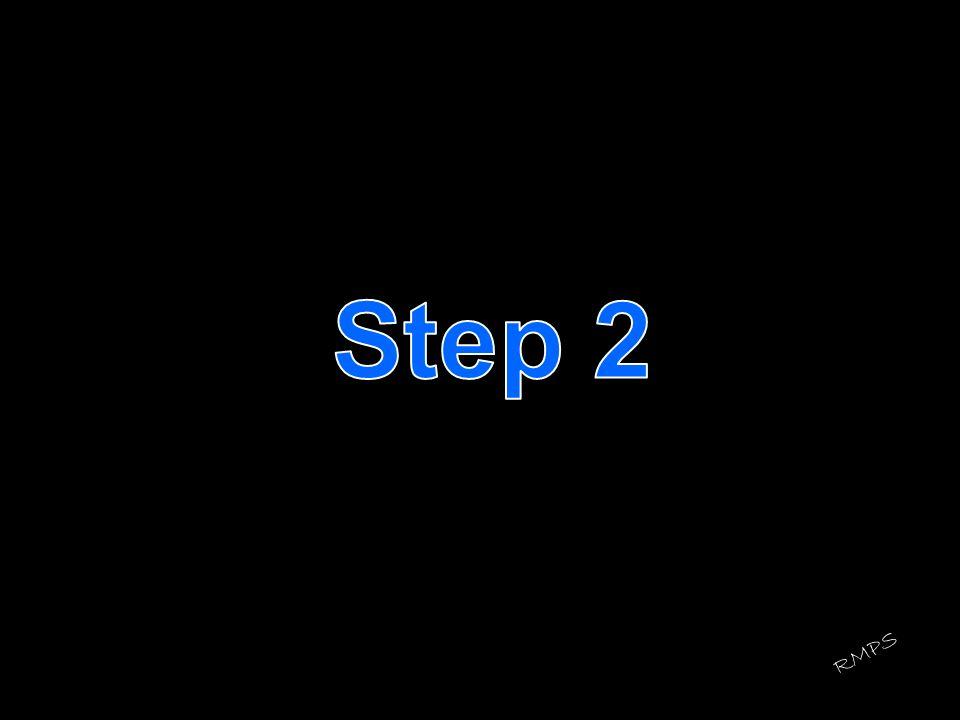 Step 2 RMPS