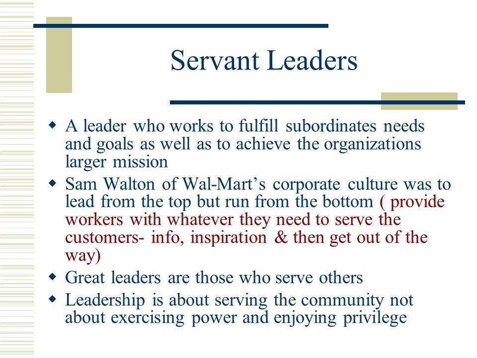 sam walton leadership style pdf