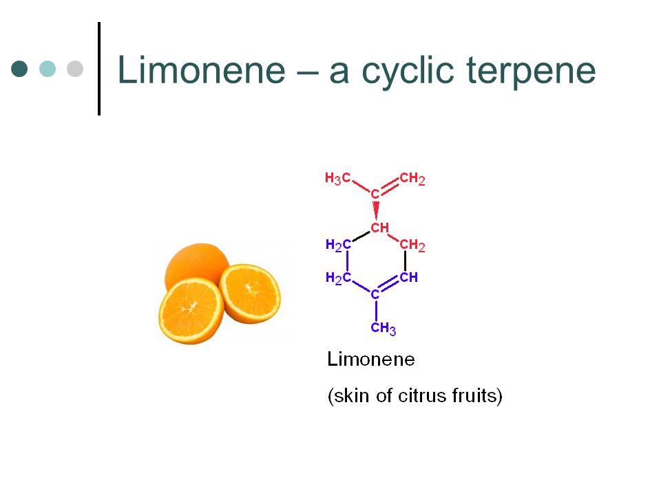Limonene – a cyclic terpene