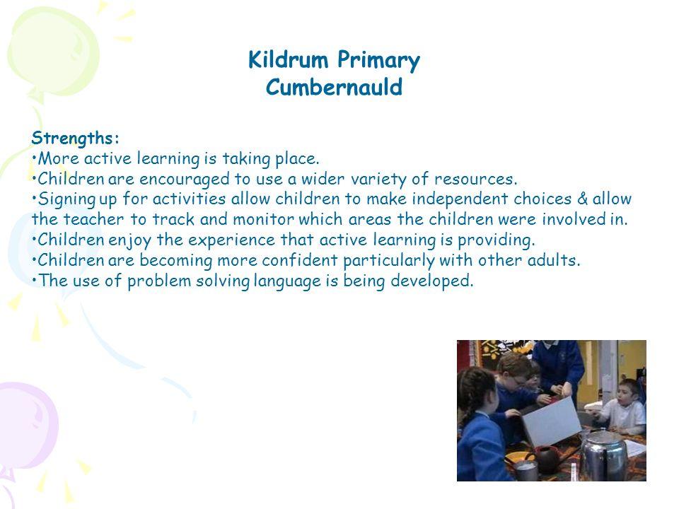Kildrum Primary Cumbernauld
