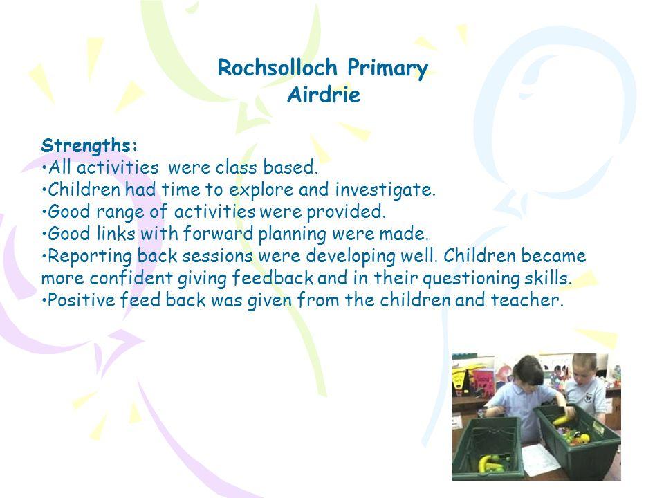 Rochsolloch Primary Airdrie