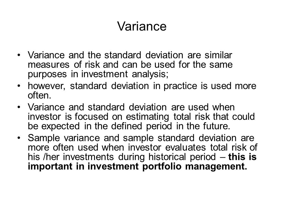 Investment And Portfolio Management Mgt Ppt Video Online Download