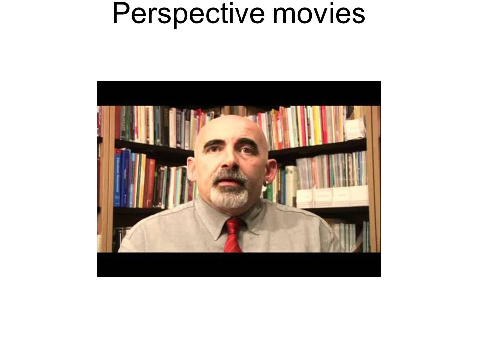 Perspective movies