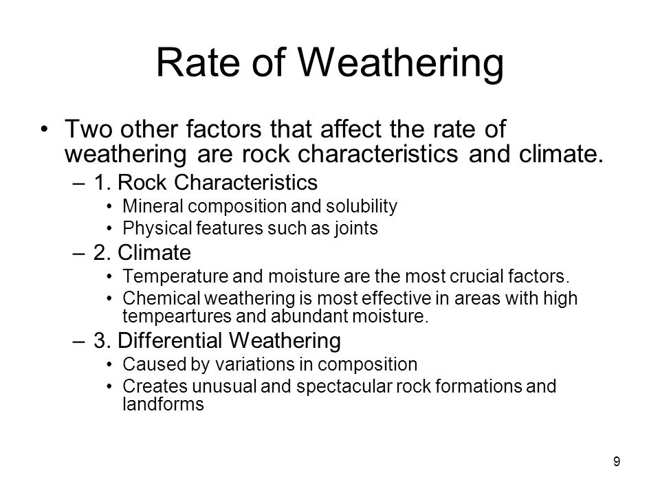 Chapter 5 weathering soil and mass movements ppt for Soil erosion meaning in hindi