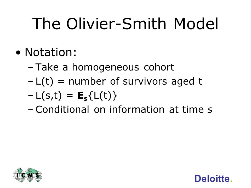 The Olivier-Smith Model