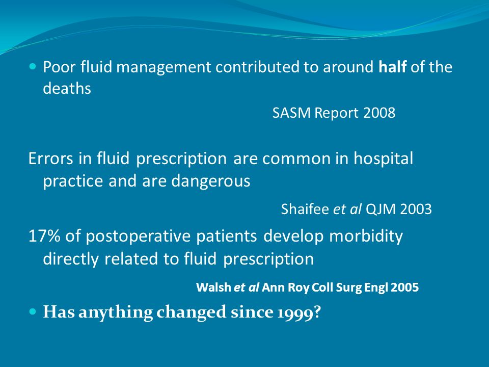 Walsh et al Ann Roy Coll Surg Engl 2005