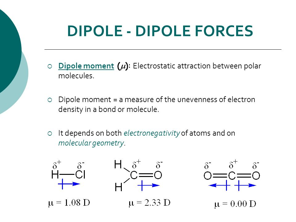 STRUCTURE, INTERMOLECULAR FORCES, AND SOLUBILITY - ppt video ...