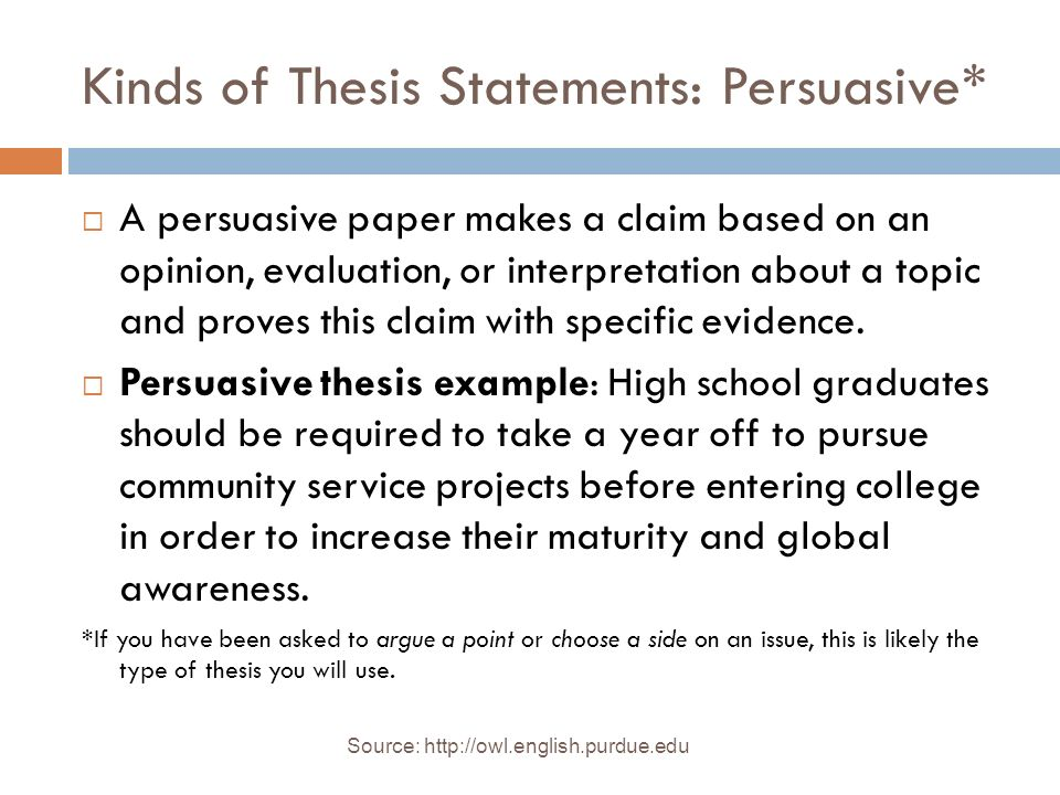 Bellwork Thesis Statement Write Your Thesis Statement For Your  Kinds Of Thesis Statements Persuasive