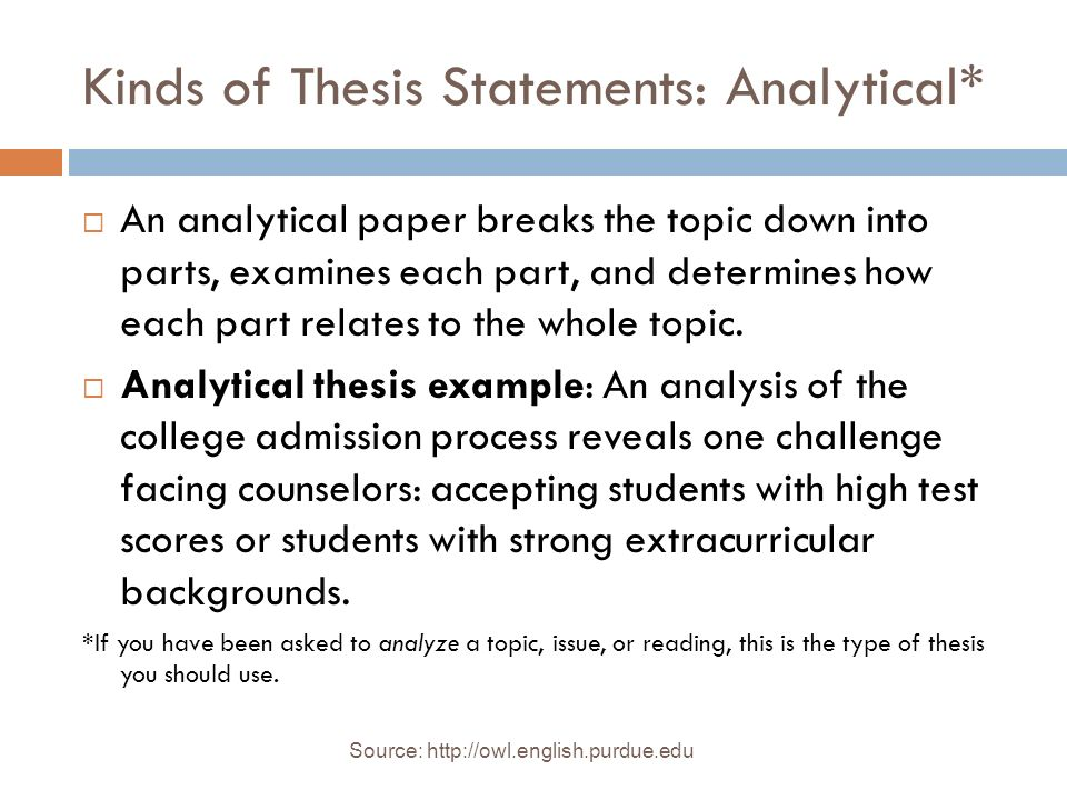 Essay For English Language Kinds Of Thesis Statements Analytical Business Essay Writing also Apa Format Sample Paper Essay Bellwork Thesis Statement Write Your Thesis Statement For Your  Sample Of An Essay Paper