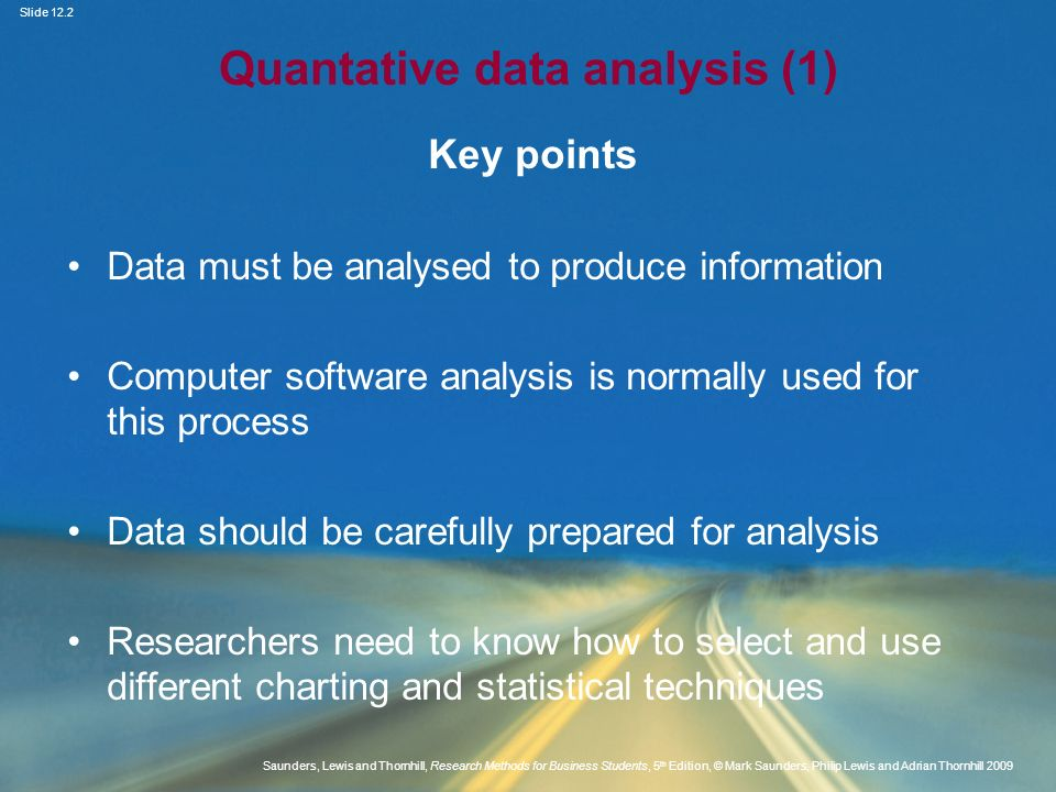 quantative methods 1 introduction to quantitative research 11 what is quantitative research research methods in education (and the other social sciences) are often.