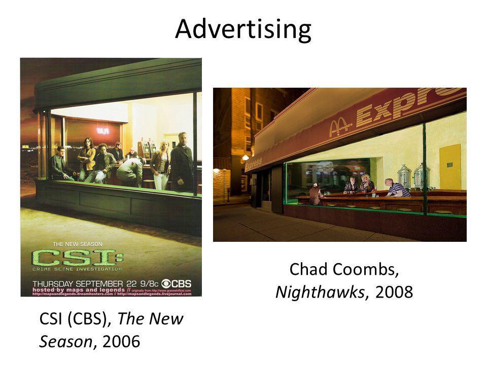Chad Coombs, Nighthawks, 2008