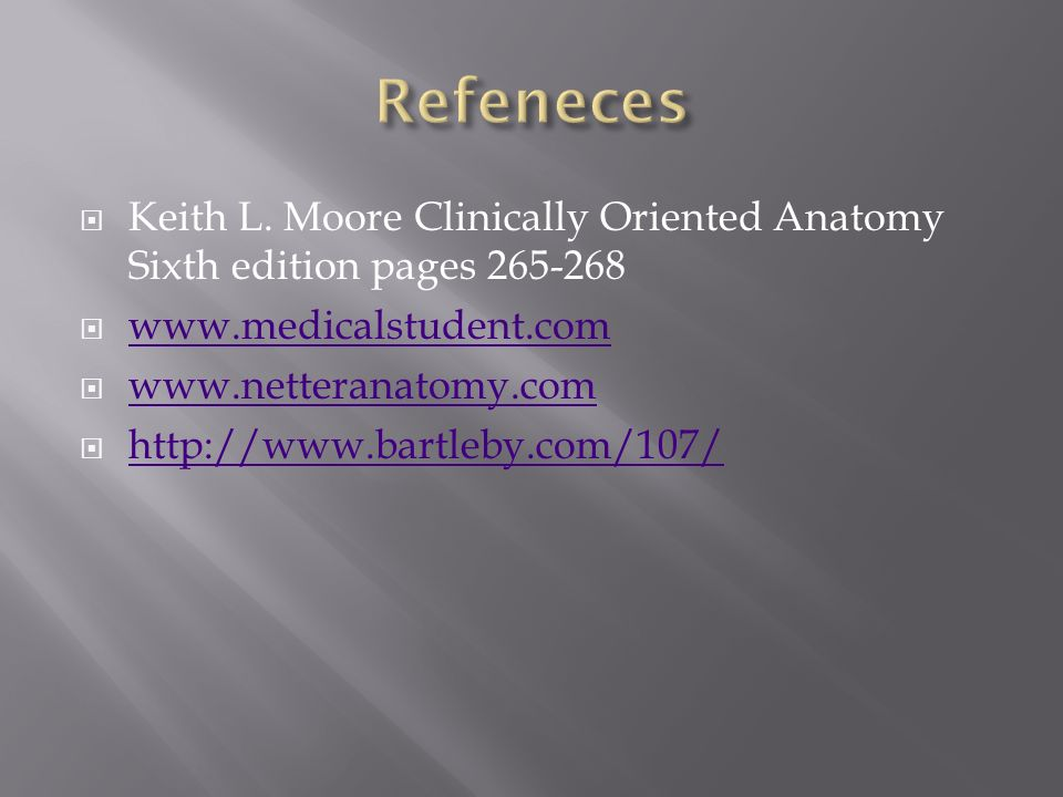 Keith L Moore Anatomy - clinically oriented anatomy moore download ...