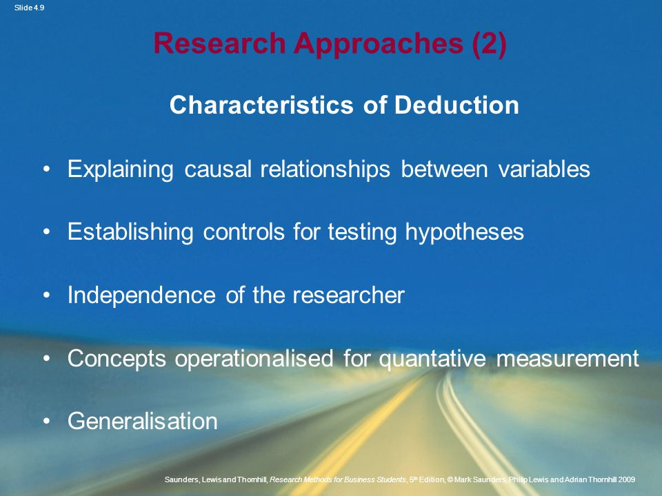 Research Approaches (2)