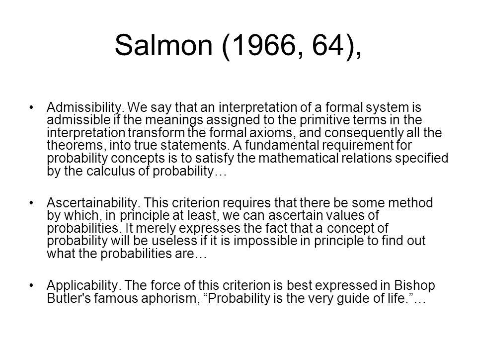 Salmon (1966, 64),