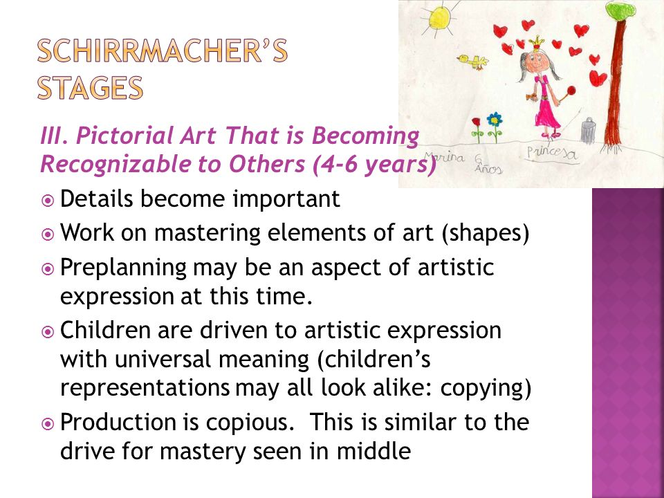 Elements Of Artistic Expression : Welcome to week six  artistic development in