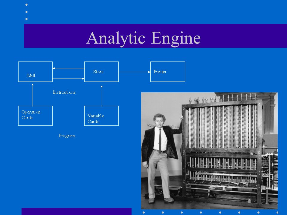 Analytic Engine