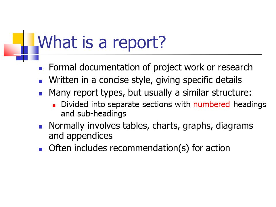 how to write project report When you write your weekly status report, remember that it's your best opportunity to address any concerns of your project sponsor it's also an opportunity to.