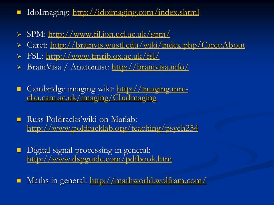IdoImaging: http://idoimaging.com/index.shtml