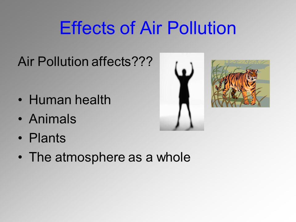 Natural Gas Effects On Human Health