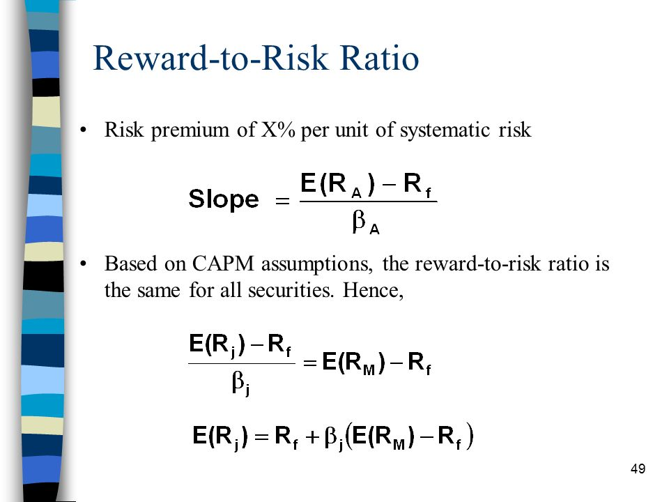 the relationship between systematic risk and The primary purpose of this systematic review was to examine the evidence for a relationship between training load and musculoskeletal injury risk, taking recently published studies into account, broadening the definition of training load, and expanding the definition of athletes to include tactical athletes.