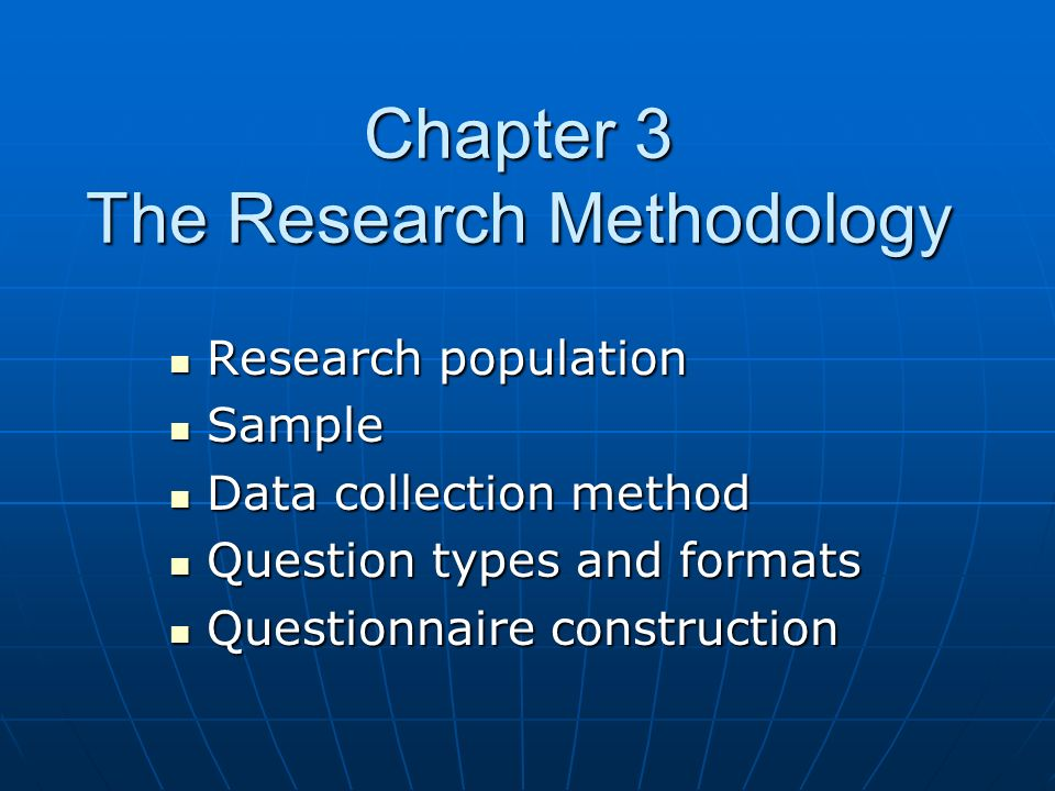 writing a thesis methodology We are legitimate dissertation methodology help providers we offer quality thesis chapter 3 assistance have our outstanding and affordable methodology chapter help at the convenience of your home.