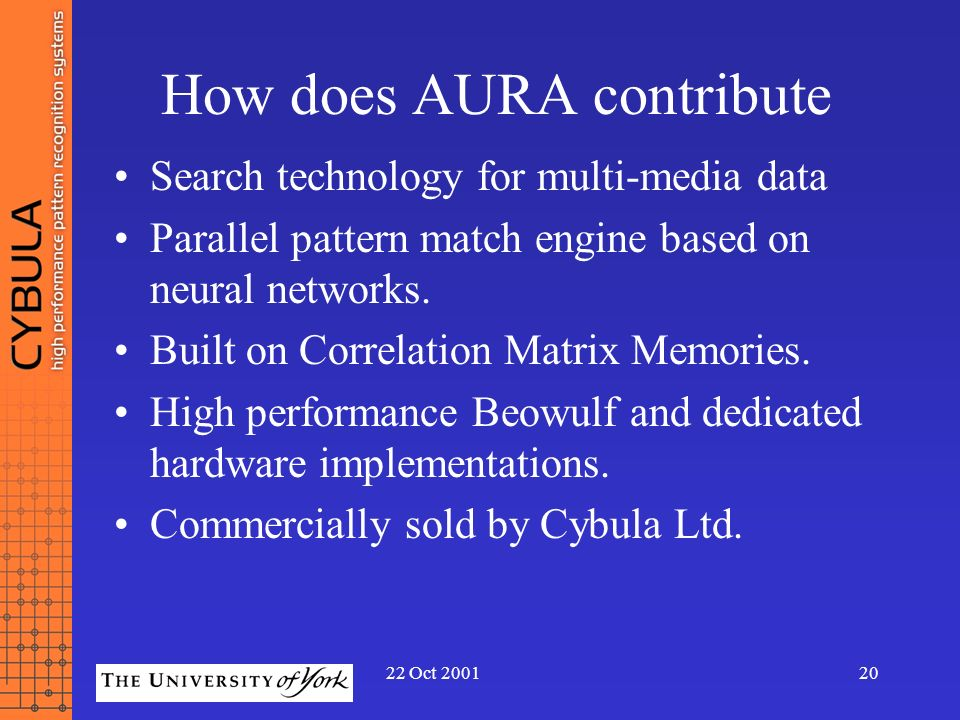 How does AURA contribute