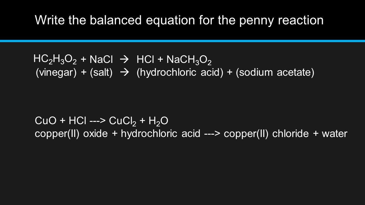 What Is The Balanced Equation For Zinc Hydroxide And Acetic Acid?