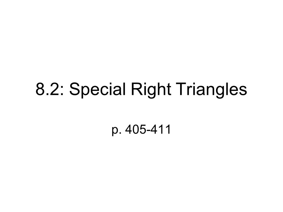 82 Special Right Triangles Ppt Video Online Download. 1 82 Special Right Triangles. Worksheet. Special Right Triangles Worksheet Form K At Clickcart.co