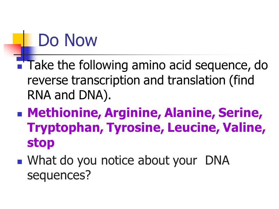 Dna transcription and translation ppt video online download 78 do malvernweather Choice Image