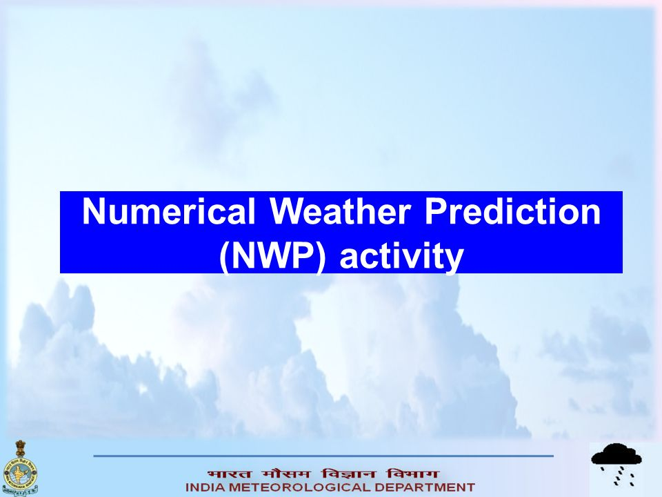 weather prediction india